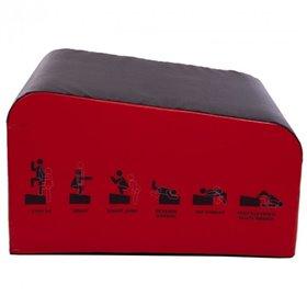 Кроссовки для баскетбола JORDAN 1 SKINNY HIGH (GS)
