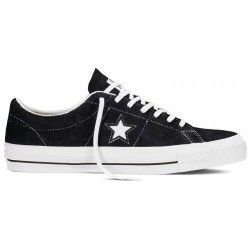Кеды Converse ONE STAR OX BLACK/WHITE/GUM