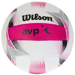 Мяч волейбольный Wilson AVP II REPLICA BEACH WH/PK