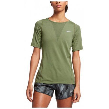 Футболка Nike W NK ZNL CL RELAY TOP SS