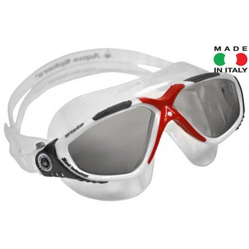Очки для плавания AQUA SPHERE VISTA WH/GR DK/CL