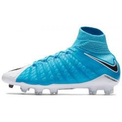 Бутсы Nike JR HYPERVENOM PHANTOM 3 DF FG