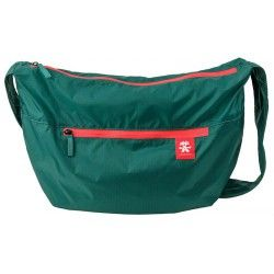 Сумка CRUMPLER Ultralight Sling emerald green/red
