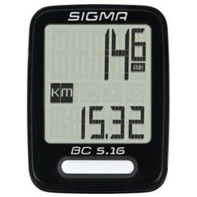 Велокомпьютер Sigma BC 5.16