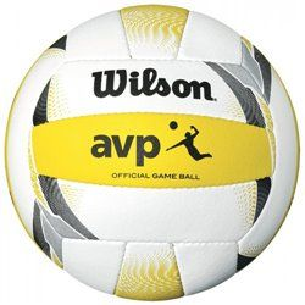 Мяч волейбольный Wilson AVP II OFFICIAL BEACH