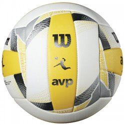 Мяч волейбольный Wilson AVP II REPLICA BEACH WH/YE