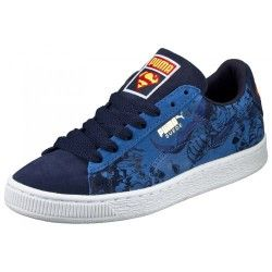 Кеды PUMA Suede Superman 2 Jr