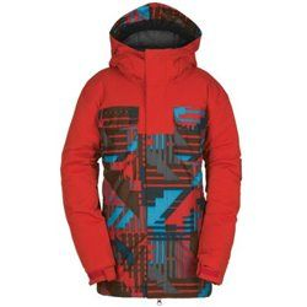 Куртка с/б YB RANGER NEOTRIBAL PRINT JA Torch FW13-14