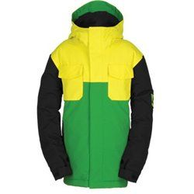 Куртка г/л дет YB SCOUT JACKET GATOR-B FW13-14