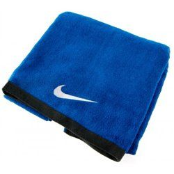 Полотенце NIKE FUNDAMENTAL TOWEL M VARSITY ROYALWHITE