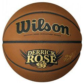 Мяч баскетбольный Wilson DERRICK ROSE HERO SS14