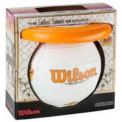 Набор волейбольный Wilson ENDLS SUMR VBALL AIR DISC SS14