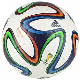 Мяч футбольный BRAZUCA GLIDER