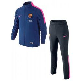 Костюм спортивный Nike FCB SQUAD B SDLN WVN WUP