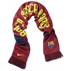 Шарф Nike FCB SUPPORTERS SCARF