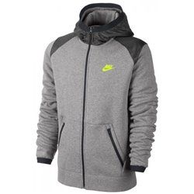 Толстовка Nike HYBRID FZ HOODY