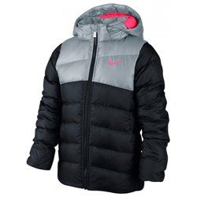 Куртка Nike NKE ALLIANCE JKT-550 HOOD YTH