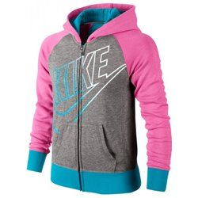 Толстовка Nike YA76 HBR SB FZ HOODY YTH