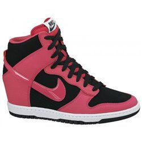 Кроссовки Nike WMNS DUNK SKY HI ESSENTIAL