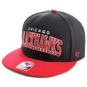 Кепка 47 Brand CHICAGO BLACKHAWKS