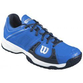 Кроссовки для тенниса Wilson m RUSH 2 omni NEW BLUE W/WHITE SS14