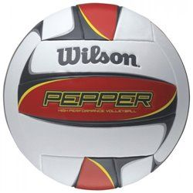 Мяч волейбольный Wilson PEPPER VB RED BULK SS14