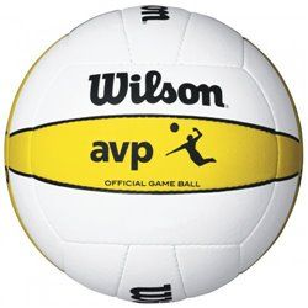 Мяч волейбольный Wilson AVP OFFICIAL GAME VBALL SS14