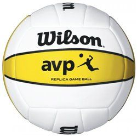 Мяч волейбольный Wilson AVP REPLICA VBALL SS14