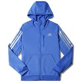 Толстовка Adidas YB T FZ HOODIE