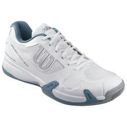Кроссовки для тенниса Wilson m RUSH PRO 2.0 Clay Court WH/ICE GRAY