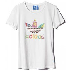 Футболка Adidas LOGO TEE FRUITS