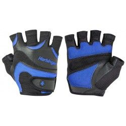 Перчатки мужские HARBINGER Mens FlexFit W&D - Black/Blue S