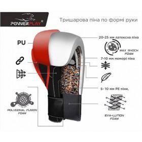 Перчатки для фитнеса Power System PS-2560 Purple XS