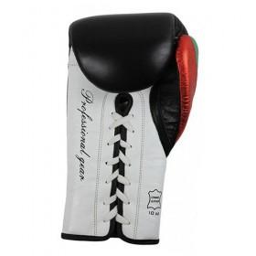 Пояс атлетический MadMax КОЖАНЫЙ MFB 245 (M) - черный