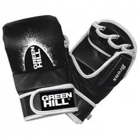 Перчатки Green Hill ММА