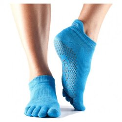 Носки Toesox LOW RISE GRIP FT
