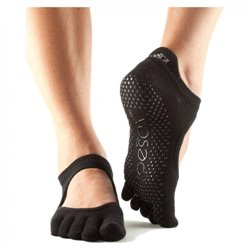 Носки Toesox BELLARINA GRIP FT