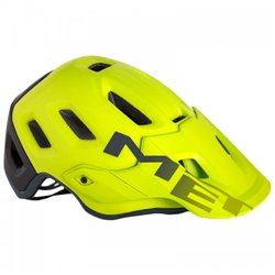 Шлем Met Roam lime green/black S 52-56