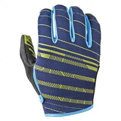 Велоперчатки Specialized LODOWN GLOVE NVY/HYP GRN XL