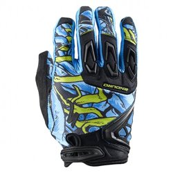 Велоперчатки Specialized ENDURO GLOVE NEON BLU XXL