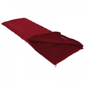 Спальный мешок Vaude Navajo 500 SYN dark indian red left