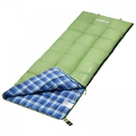 Спальный мешок KingCamp ACTIVE 250(KS3103) R Green
