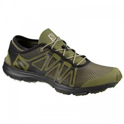 Кроссовки Salomon CROSSAMPHIBIAN SWIFT 2 Burnt Oliv SS19