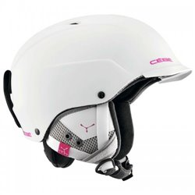 Шлем г/л Cebe CONTEST VISOR-WhitePurple