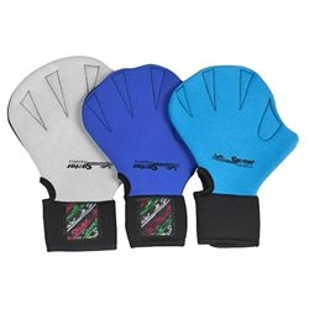 "Перчатки для аква-аэробики SPRINT (застежка - ""липучка"") размер S"