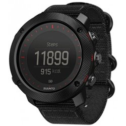 Часы Suunto TRAVERSE ALPHA BLACK RED