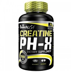 Креатин BioTechUSA CREATINE pH-X - 90 капс