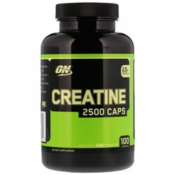 Креатин Optimum Nutrition Creatine 2500 100 кап