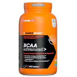 Аминокислота Namedsport BCAA advanced 300 таблеток