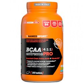 Аминокислота Namedsport BCAA 4:1:1 extreme PRO 310 таблеток